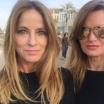 With KIM FLANNIGAN TRAKAS in TEL AVIV