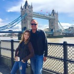 TOWER BRIDGE with Mr G