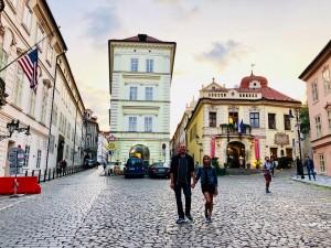 Pretty Prague.